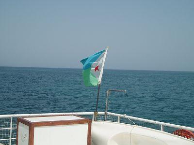 ジブチ国旗